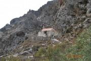 Часовня Николая Чудотворца - Курталиотское ущелье - Крит (Κρήτη) - Греция