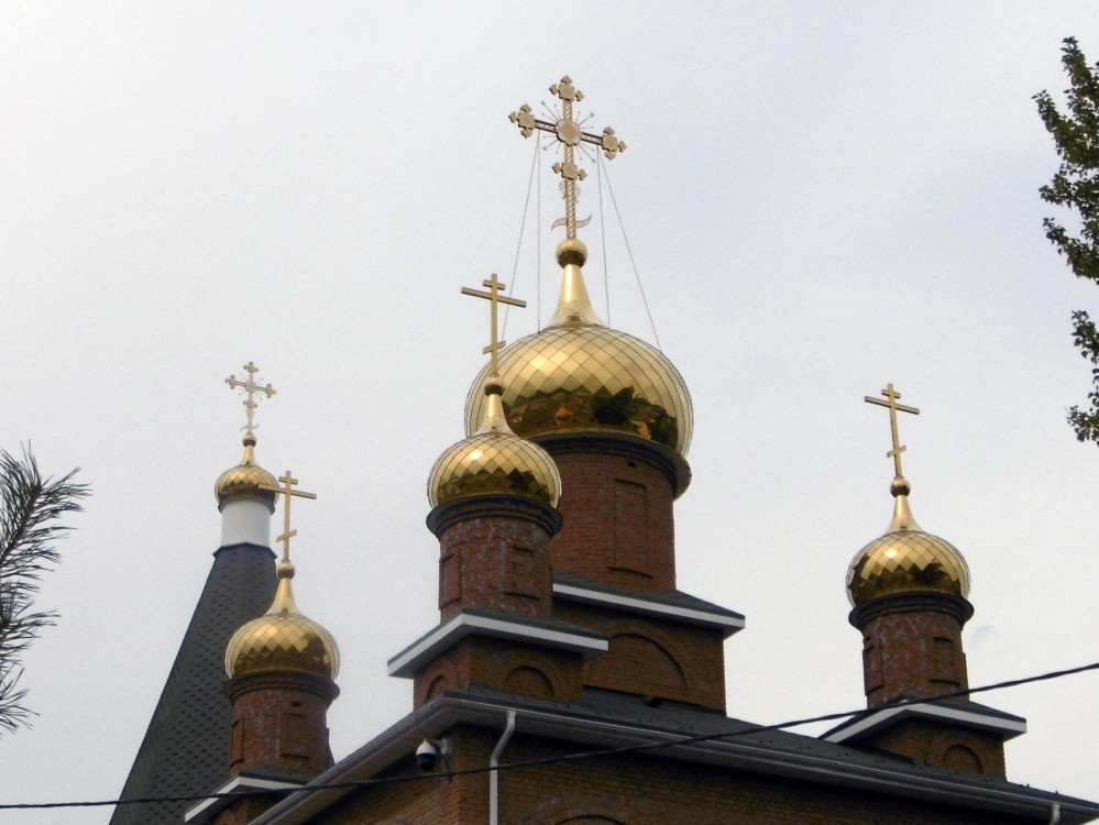 Церковь Илии Пророка, Борисково