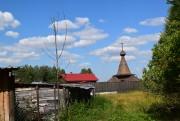 Церковь Покрова Пресвятой Богородицы - Ильинское - Козельский район - Калужская область