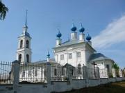 Монастырь Царственных страстотерпцев - Домнино - Сусанинский район - Костромская область