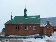 Марфо-Мариинский женский монастырь. Церковь Серафима Саровского - Ира - Кумертау, город - Республика Башкортостан