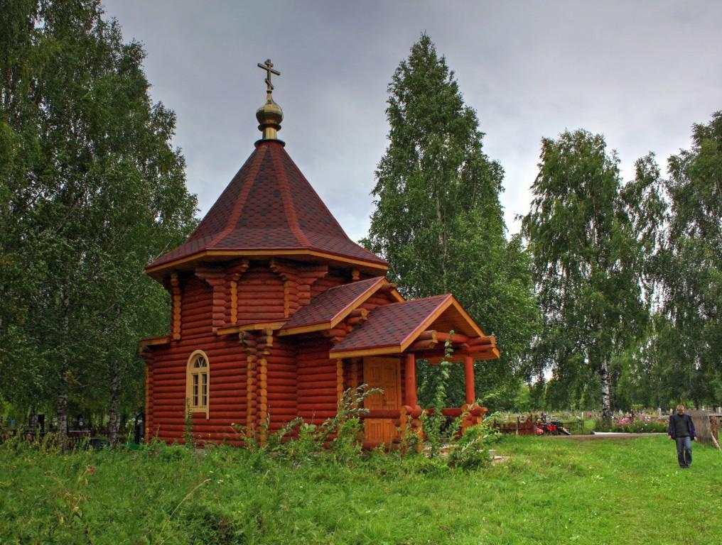 Часовня Новомучеников и исповедников Церкви Русской, Котельнич