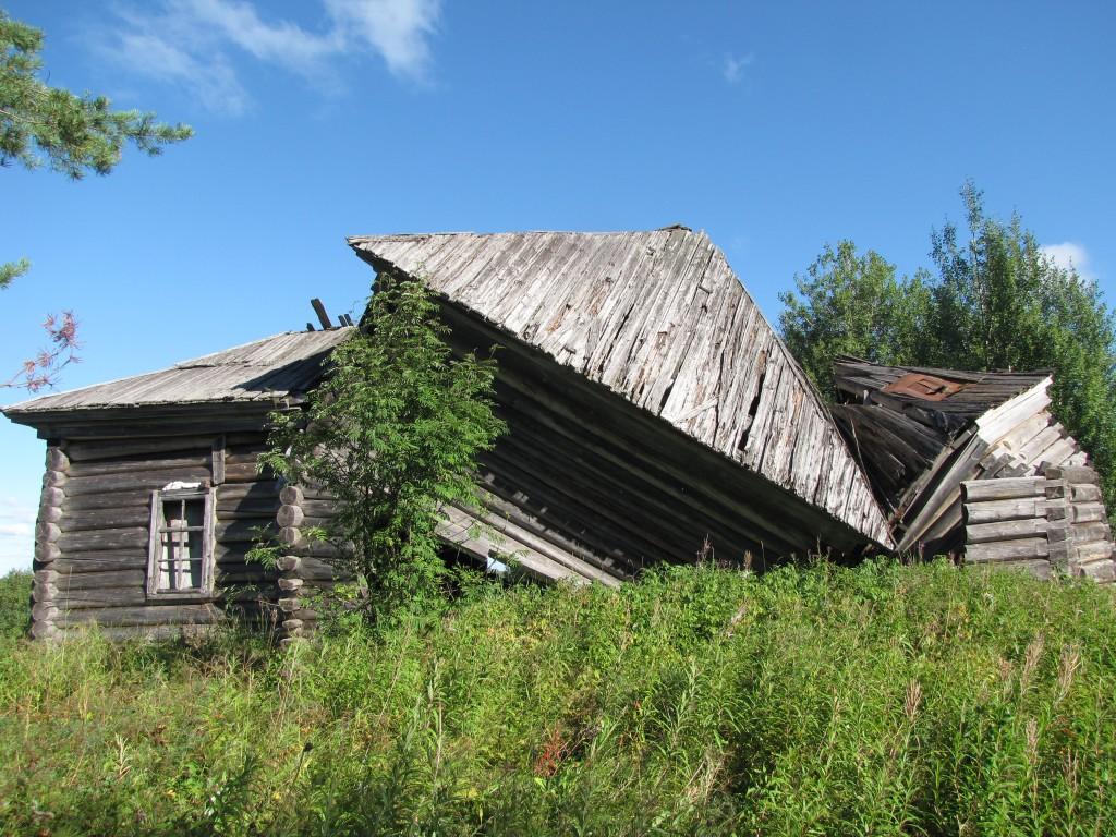Церковь Николая Чудотворца, Янгоры, урочище