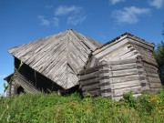 Церковь Николая Чудотворца - Янгоры, урочище - Плесецкий район - Архангельская область