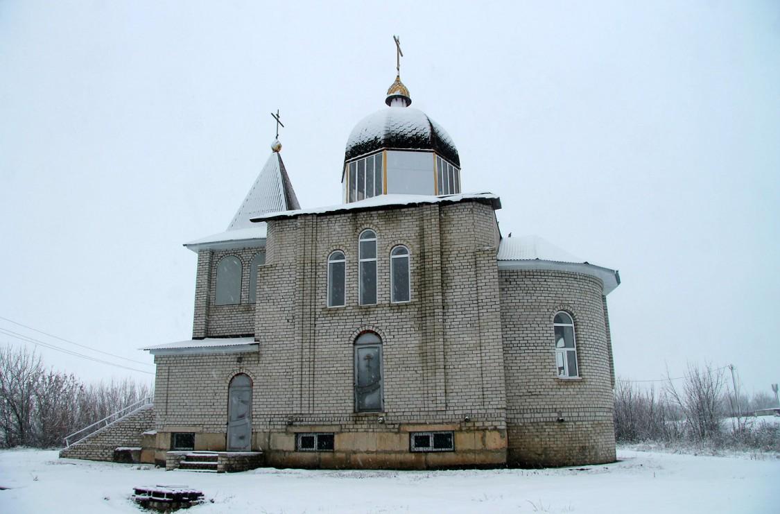 Церковь Богоявления Господня, Крутогорье