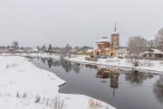 Николо-Столпенская пустынь - Белый Омут - Вышневолоцкий район и г. Вышний Волочёк - Тверская область