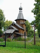 Церковь Василия Великого - Звенчатка - Климовичский район - Беларусь, Могилёвская область