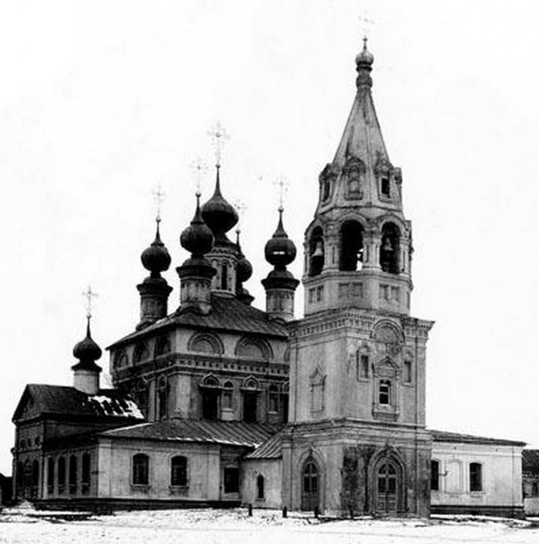 Церковь Казанской иконы Божией Матери, Муром