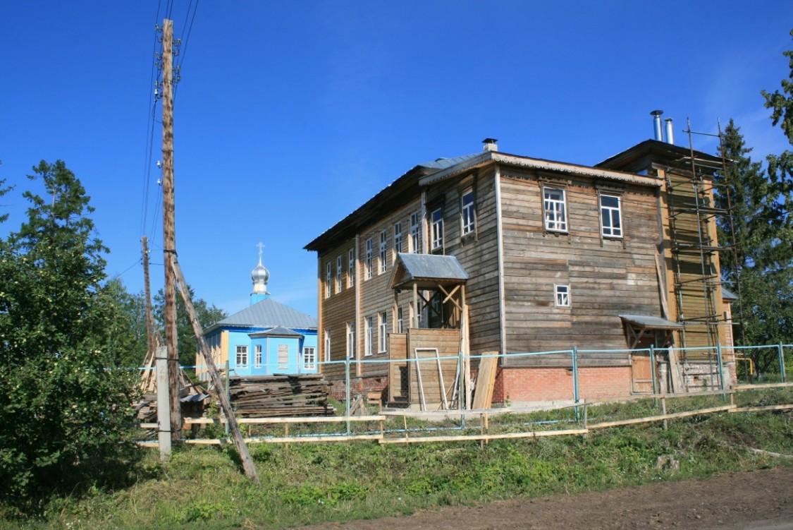 Иверский Богородицкий женский монастырь, Шерауты
