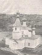 Церковь Воскресения Христова (старая) - Умба - Терский район - Мурманская область