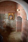 Саров. Успенская Саровская пустынь. Церковь Антония и Феодосия Печерских (подземная)