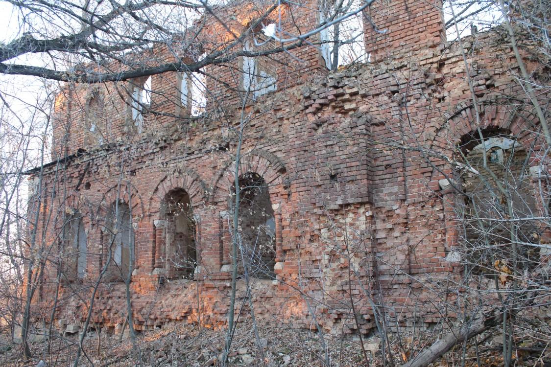 Церковь Покрова Пресвятой Богородицы, Андреевка