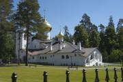 Саров. Царственных страстотерпцев, церковь