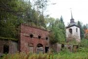 Церковь Николая Чудотворца - Турлиево, урочище - Мантуровский район - Костромская область