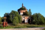Церковь Николая Чудотворца - Николо-Полома, село - Парфеньевский район - Костромская область