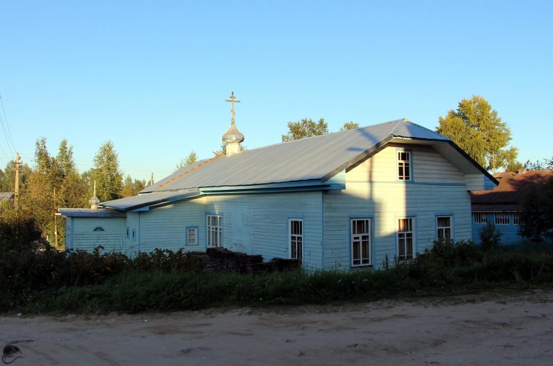 Церковь Покрова Пресвятой Богородицы, Чушевицы