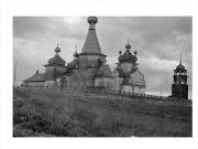Церковь Благовещения Пресвятой Богородицы - Посад (Турчасово) - Онежский район - Архангельская область