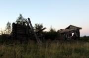Церковь Михаила Архангела - Пелевиха - Тотемский район - Вологодская область
