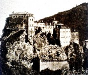 Монастырь Георгия Перистереота - Мачка - Трабзон - Турция
