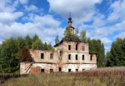 Церковь Николая Чудотворца - Викторово - Великоустюгский район - Вологодская область