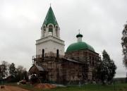 Церковь Происхождения Честных Древ Креста Господня - Завражье - Никольский район - Вологодская область