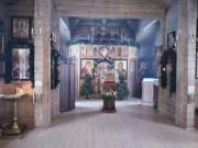 Церковь Феодора Ушакова (временная) в Новогирееве - Новогиреево - Восточный административный округ (ВАО) - г. Москва