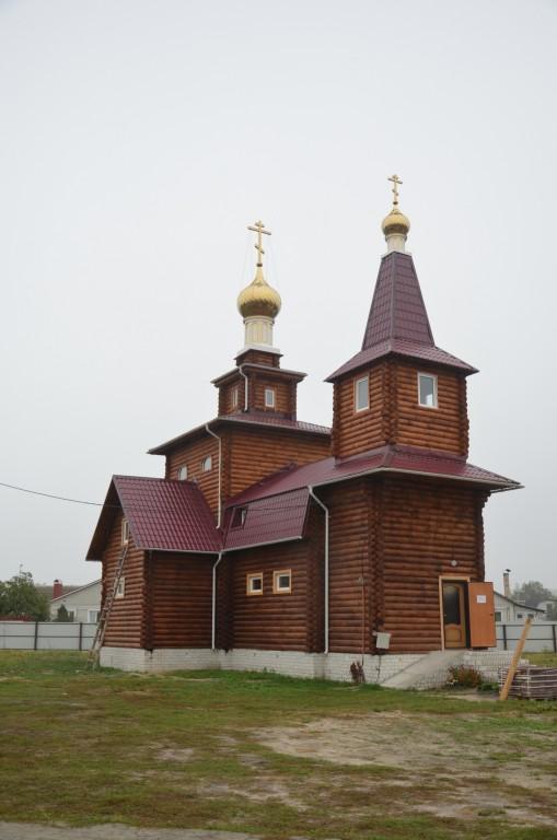 Церковь Владимира равноапостольного в посёлке Октябрьском, Брянск