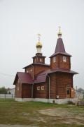 Церковь Владимира равноапостольного в посёлке Октябрьском - Брянск - Брянск, город - Брянская область