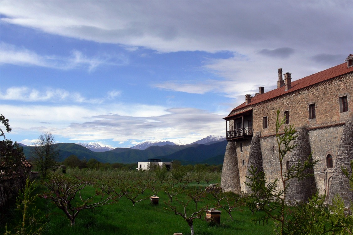 Георгиевский монастырь, Алаверди