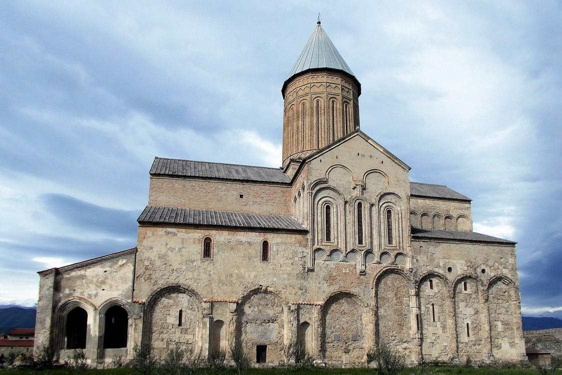 Георгиевский монастырь. Собор Георгия Победоносца, Алаверди