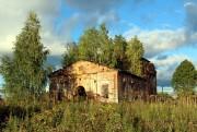 Церковь Спаса Преображения - Казаково - Вилегодский район - Архангельская область
