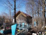 Неизвестная часовня - Чудцы - Бокситогорский район - Ленинградская область