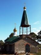 Церковь Космы и Дамиана (строящаяся) - Новые Усы - Муслюмовский район - Республика Татарстан