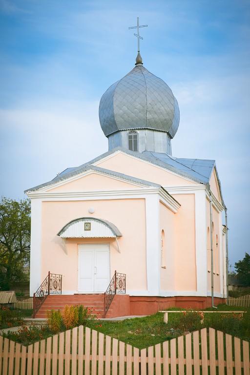 Церковь Рождества Пресвятой Богородицы, Буйновичи