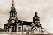 Церковь Михаила Архангела при 156-ом пехотном Елисаветпольском полку - Сарыкамыш - Карс - Турция