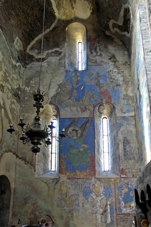 Монастырь Николая Чудотворца. Собор Николая Чудотворца, Кинцвиси
