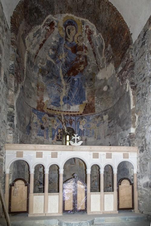 Монастырь Николая Чудотворца. Церковь Пресвятой Богородицы, Кинцвиси
