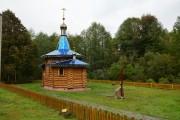 Часовня Александра Невского - Елисеевка - Клетнянский район - Брянская область