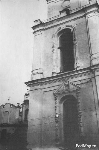 Богоявленский Братский мужской монастырь, Могилёв