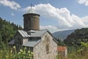 Монастырь Георгия Победоносца - Чуле - Самцхе-Джавахетия - Грузия