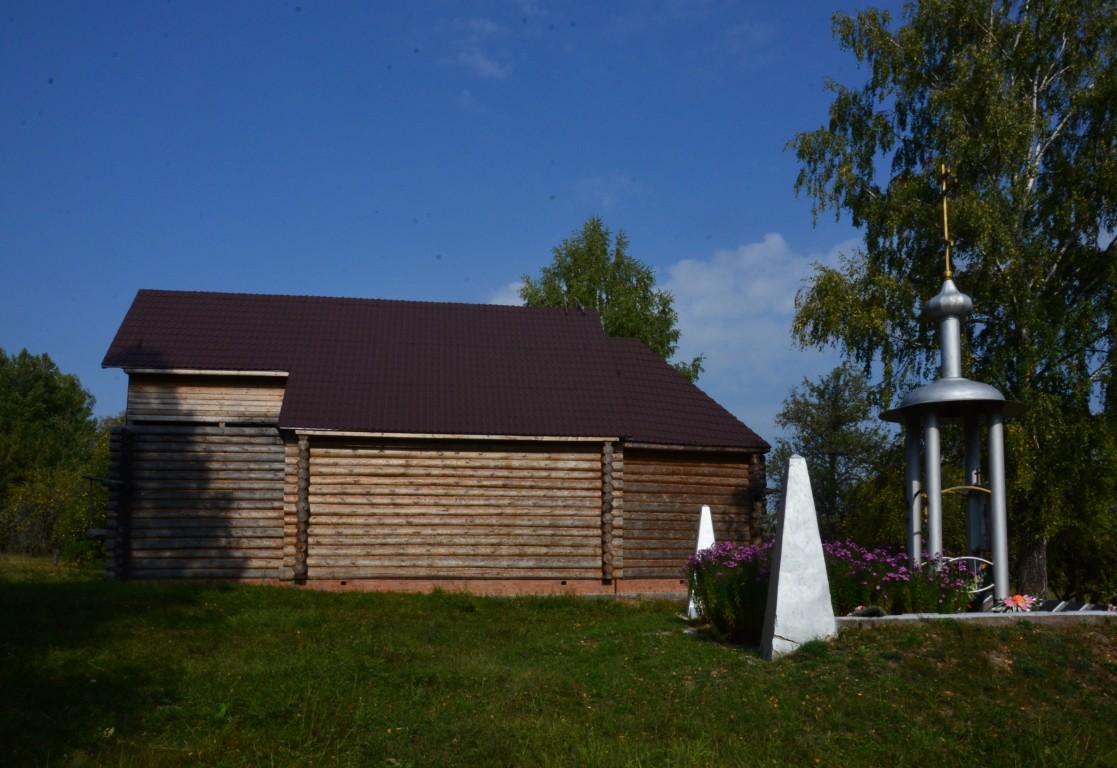 Церковь Покрова Пресвятой Богородицы (строящаяся), Католино