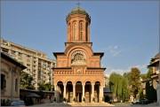 Бухарест, Сектор 5. Монастырь Анфима Иверского. Церковь Всех Святых и Анфима Иверского