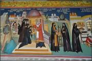 Бухарест, Сектор 5. Монастырь Анфима Иверского. Надвратная колокольня