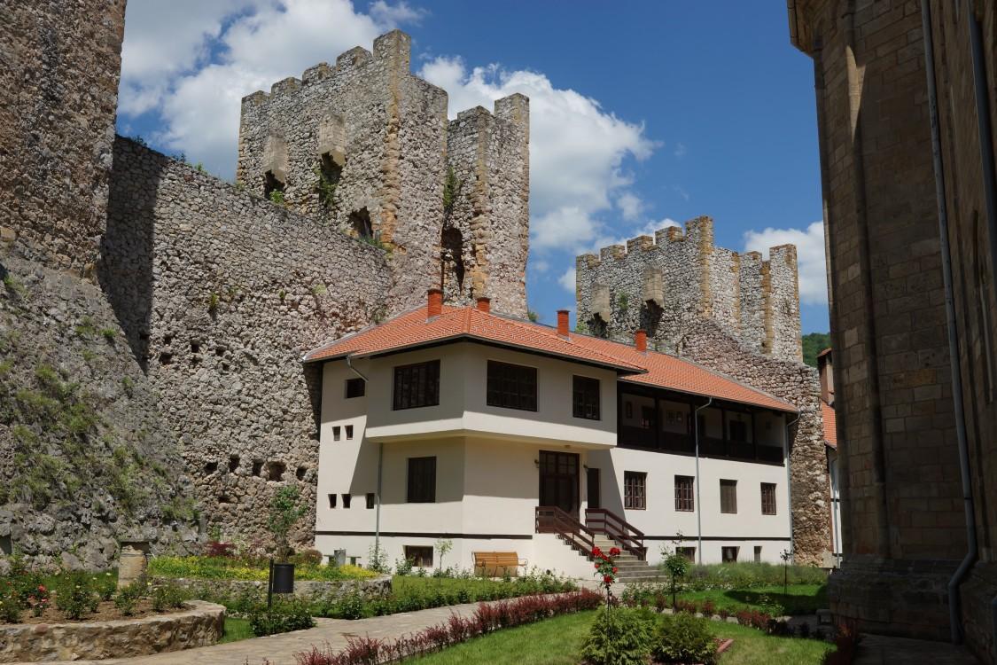 Ресавский Троицкий монастырь, Деспотовац