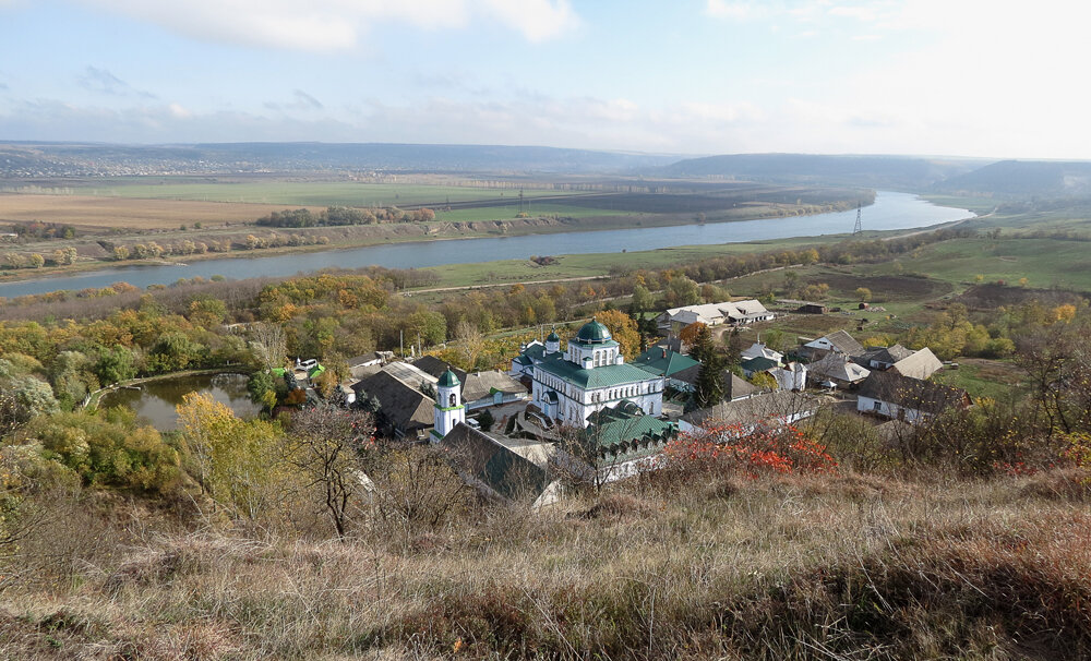 Вознесенский Жабский монастырь, Жабка