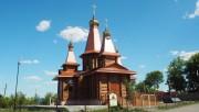 Верхние Караси. Троицы Живоначальной, церковь