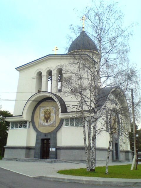 Церковь Ксении Петербургской, Санкт-Петербург