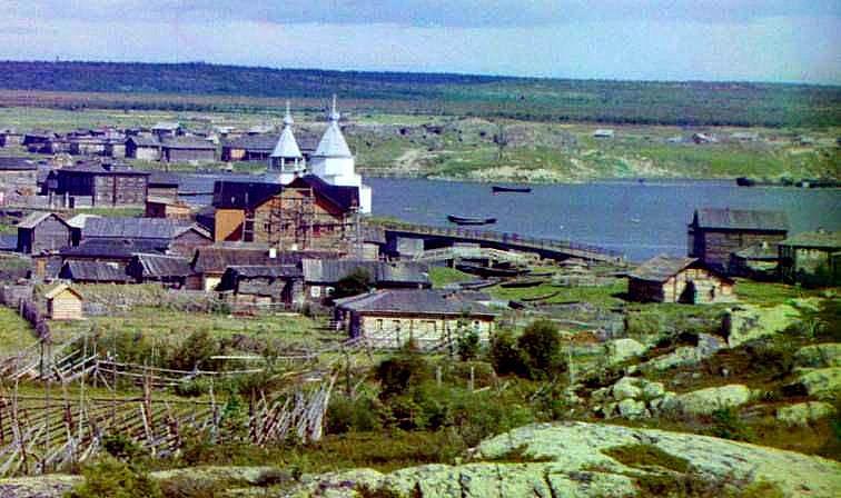 Церковь Зосимы и Савватия Соловецких, Кемь