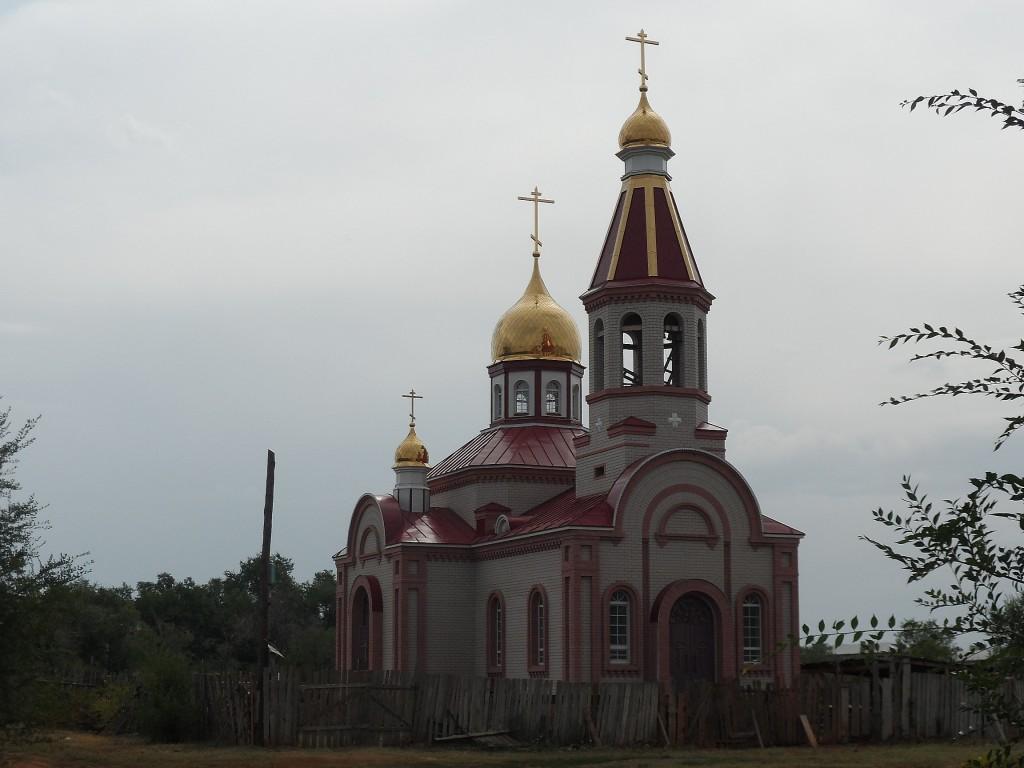 Церковь Космы и Дамиана, Оренбург
