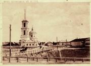 Церковь Троицы Живоначальной (старая) - Камышин - Камышинский район и г. Камышин - Волгоградская область